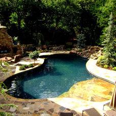 Pool by J. Allen Designs