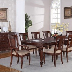 Wynwood Liberty Hill 7 piece Rectangle Dining Set