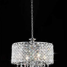 Contemporary Chandeliers by Max Space- Renovations by Design 954-701-3348