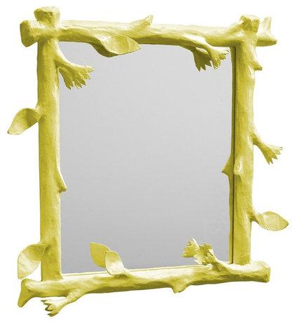 Eclectic Wall Mirrors by Zinc Door