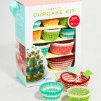 Pretty Cupcake Kit -