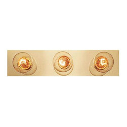 Trans Globe Lighting - Trans Globe Lighting 3003 PB Bathroom Light In Polished Brass - Part Number: 3003 PB