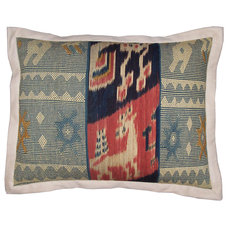 Eclectic Decorative Pillows by Artisanaworks