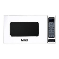 Viking Professional Countertop Microwave Oven, White | VMOS201WH - Child Safety Lock