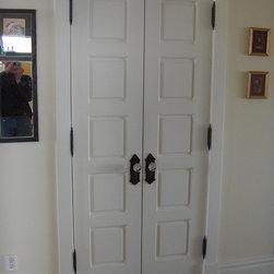 Interior doors - Woodsmith Custom Millwork
