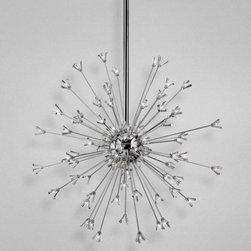 Our Academy Awards of Furniture: The Oscar Goes To? - Shining brightly, awarded Best Lighting is the Lenka Chandelier from Eurofase. Sparkling with crystals is this magnificent light that will entice guests. Known as the 90-light Chandelier, the Lenka is a mix of contemporary style and glamour.
