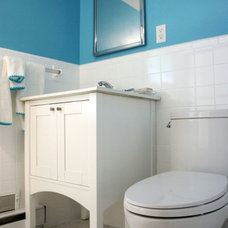 Traditional Bathroom by Tom Curren Companies