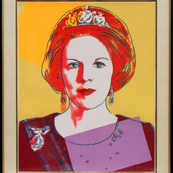 Andy Warhol, Queen Beatrix of the Netherlands (FS.II.341), Screenprint - Artist:  Andy Warhol, American (1928 - 1987)