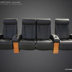 MOST EXCLUSIVE Home Theater Seats. The FORTUNY. - REDEFINING CUSTOM THEATER SEATING