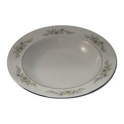 Wedgwood - Wedgwood Westbury  Rimmed Soup Bowl - Wedgwood Westbury  Rimmed Soup Bowl