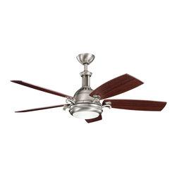 """Kichler Lighting - Kichler Lighting 300135AP Saint Andrews Antique Pewter 52"""" Ceiling Fan - Kichler Lighting 300135 Saint Andrews 52"""" Ceiling Fan"""
