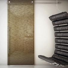 Contemporary Interior Doors by Furba Inc.