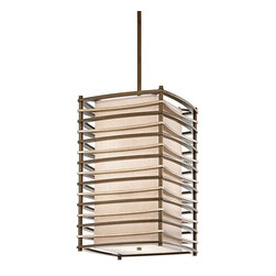 Kichler Lighting - Kichler Lighting 42073CMZ Moxie Pendant Light - Kichler Lighting 42073CMZ Moxie Pendant Light