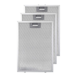 """Replacement Filter for 36"""" Treviso Series Island-Mount Range Hood - Compatible with 36"""" Treviso Series Island-Mount Range Hood help trap grease and cooking odors so your range hood works efficiently."""