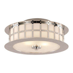 Trans Globe Lighting - Trans Globe Lighting 10181 PC Flushmount In Polished Chrome - Part Number: 10181 PC
