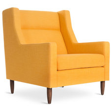 modern armchairs by Design Public