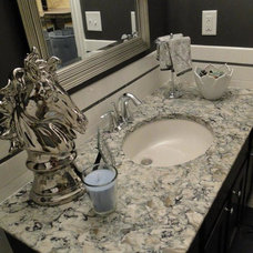Traditional Vanity Tops And Side Splashes by Cambria North Florida