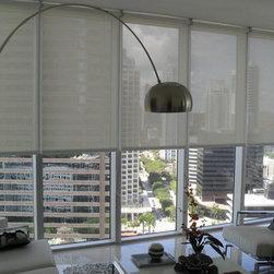 KOLOR SHADES AND WINDOWS DESIGN - ROLLER SHADE SCREEN