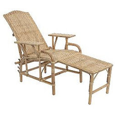 Traditional Outdoor Chaise Lounges by The Conran Shop
