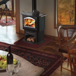 Napoleon EPA Wood Gourmet 1150P Series 30'' x 37'' Wood Burning Stove - The Wood Gourmet™ – 1150P Wood Burning Stove is unique, functional, EPA certified and produces lots of warm, comfortable heat with the added benefit of a reliable cook top surface. With up to 55,000 BTU's, high burn output, large firebox capacity and the reliability of having a combined heating and cooking source without the need for electricity, this stove provides a valuable addition to your home, cottage or both!