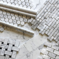 Traditional Tile by CMM Tile