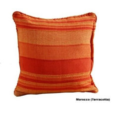 Modern Decorative Pillows by Homescapes Europa Ltd
