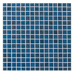 Blue Vitreous Tile Blend - Vitreous Tile Blend