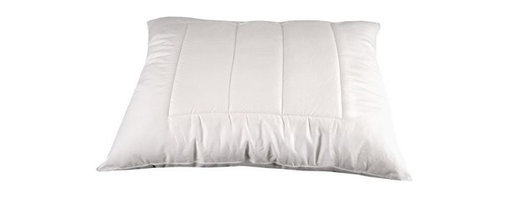 """Therion Research - DreamzzzTM Magnetic Pillow (Down & Feather) - 20"""" x 28"""" - The Dreamzzz Magnetic Healing Pillow is the best pillow in the market that offers you total tension release around your neck and head. The Gauss magnets incorporated on a layer of high-quality memory foam of this pillow help emit healing heat to your sore neck and head while you sleep. This magnetic healing pillow is filled with down-like polyester and the 200 thread-count 100% cotton cover that gives it a lush touch and provides a healing and comfy sleep night. Get rid of the stress accumulated all day with a soothing and relaxing sleep."""