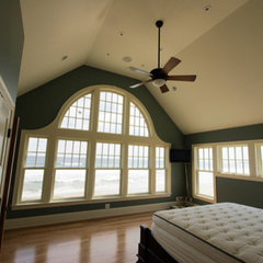 traditional bedroom by Cummings Architects, LLC.