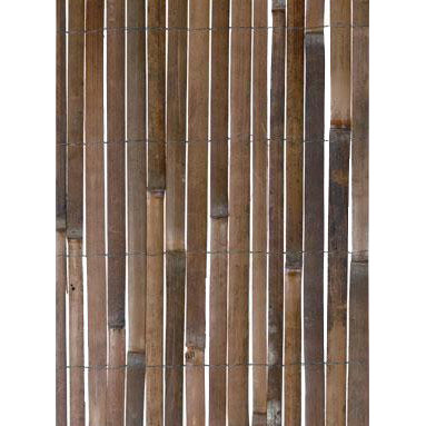 """Gardman USA - Split Bamboo Fencing 13' X 3'3"""" - SPLIT BAMBOO FENCING 13'0"""" LONG x 3'3"""" HIGH. Ideal cover for fencing and unsightly areas. Simple to attach to fence uprights with ties or staples. Pre-cut size for consumer convenience. Great value!"""