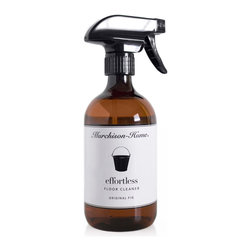 Murchison-Hume - Murchison-Hume Effortless Floor Cleaner - Original Fig - A one-bottle wonder, Effortless Floor Cleaner cuts through grime without the use of harsh chemicals and is safe for use on any surface not harmed by water. No rinsing, No waxing, no problem!