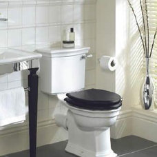 Traditional Toilets by UK Bathrooms