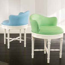 Transitional Living Room Chairs by PBteen