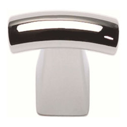 Atlas Homewares - Atlas 305-Ch Fulcrum Modern & Clean 1 1/2-Inch Door Knob Chrome - Atlas 305-Ch Fulcrum Modern & Clean 1 1/2-Inch Door Knob Chrome