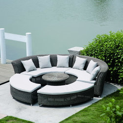 Outdoor Lounge Furniture - north88 outdoor - Maxix Deluxe Collection