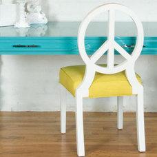 Desks And Hutches by Julie Thigpen