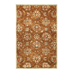 KAS Rugs - KAS Rugs SYR600 Syriana Kashan Area Rug - SYR60045X8 - Shop for Rugs and Runners from Hayneedle.com! The KAS Rugs SYR600 Syriana Kashan Area Rug is a smart and lively way to enrich your home with classic style. Crafted from high-volume New Zealand wool this handsome area rug features a hand-tufted design for ideal comfort. The contemporary theme effortlessly blends with old wooden furniture that enlivens any space. Choose from a variety of sizes for the area rug that best complements your home or personal style.About KAS RugsKAS Oriental Rugs Inc. is one of the rug industry's leading suppliers of imported handmade and machine-made rugs. KAS was founded in 1981 by Rao Yarlagadda and his wife Kas. KAS started as a small importer selling Indian Dhurries and quickly became known as a forerunner in color and design trends. As a family business KAS has retained a small company atmosphere while building an infrastructure to support its growing sales. Over the last 23 years the company has valued every relationship and has given personal attention to each and every customer. This coupled with extensive product growth has supported KAS' leading position in this market now servicing customers in every category of floor coverings and all channels of distribution throughout the United States.