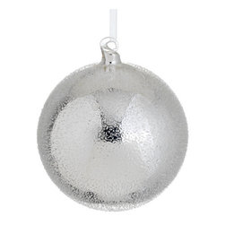 Silk Plants Direct - Silk Plants Direct Beaded Glass Ball Ornament (Pack of 6) - Pack of 6. Silk Plants Direct specializes in manufacturing, design and supply of the most life-like, premium quality artificial plants, trees, flowers, arrangements, topiaries and containers for home, office and commercial use. Our Beaded Glass Ball Ornament includes the following: