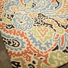 "Modern Rugs by Santa Monica Bay Lighting Since ""1976"""
