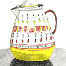 Contemporary Pitchers by Etsy