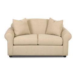 Savvy - Chicago Twin Sleeper Sofa in Fastlane Oatmeal - Chicago Twin Sleeper Sofa in Fastlane Oatmeal