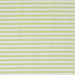 """Oilo 3 Piece Crib Bedding Set, Modern Berries - Spring Green - The spring green berry motif of the Oilo 3 Piece Crib Bedding Set makes for a fresh and modern choice for your baby's bedding. This 3-piece crib set includes a foam filled crib bumper, a green and white striped, fitted crib sheet and a crib skirt with a 17"""" drop. The Oilo 3 Piece Crib Bedding Set turns your nursery into a comfortable, clean and carefree sanctuary that will ensure a more constant and enduring bond between you and your baby. Crib bumper dimensions: 11.5""""H x 79""""L. Crib sheet dimensions: 8""""H x 52""""L x 28""""W. Crib skirt dimensions: 17""""H x 52""""L x 28""""W."""