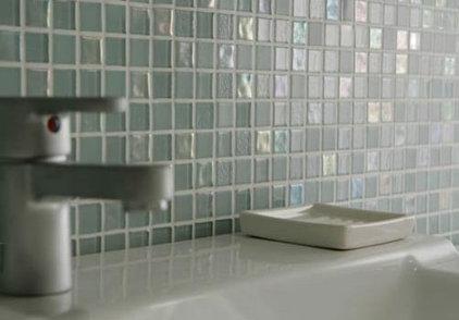 Modern Bathroom by Interstyle Ceramic + Glass