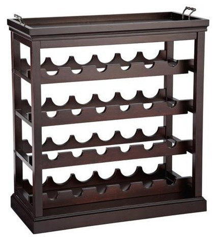 Traditional Wine Racks by Lamps Plus