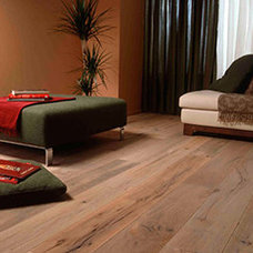 wood flooring by Cabochon Surfaces & Fixtures