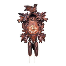 Bird cuckoo clock clocks find traditional and digital clock ideas online - Cuckoo bird clock sound ...