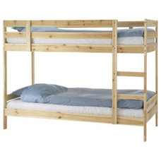 Modern Bunk Beds by IKEA