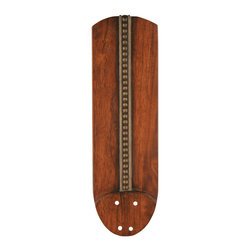 """Emerson - Emerson B105HCB 22"""" Hand Carved Beaded Blades - Compatible with Fans: CF787, CF788, CF921 CF620, CF4801, CF4501"""