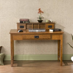 Southern Enterprises Francisco Mission Writing Desk