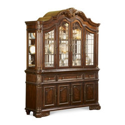 A.R.T. Furniture Regal Buffet and Hutch